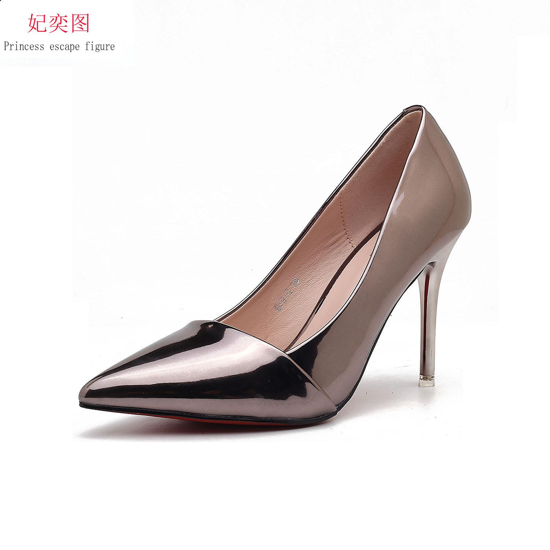 Chaussures tendances femme FEIYITU     en PU artificiel - Ref 3352012 Image 8