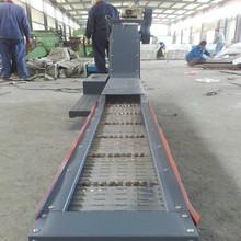 专业生产台湾机床废料输送机 机床链式排屑机磁性螺旋杆输送机