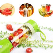小旋风usb充电式自动水果玻璃榨汁杯迷你便携式电动果汁杯榨汁机