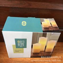 蜡烛包装盒 纸箱定制 瓦楞纸盒 彩箱彩盒包装 【图】