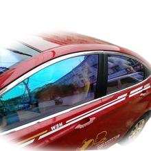 汽车贴膜 太阳膜紫光炫彩变色龙 全车膜 隔热防爆汽车玻璃膜