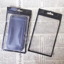 无字透明手机壳包装袋 自封 通用I6手机壳袋 贴骨袋 复合包装袋