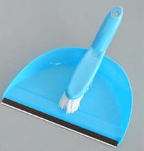 多功能迷你扫帚簸箕套装 清洁刷小铲子