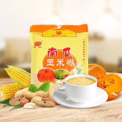 【杂粮糊】黑芝麻核桃膳食养生粉五谷杂粮冲调饮品早餐粉代餐粉