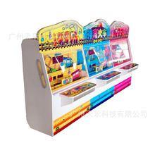 新款神奇火车摊位机游乐设备儿童益智摊位游戏嘉年华淘气堡游艺机