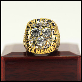 GRETZKY Gretzky's 99th Annual Championship Ring Support