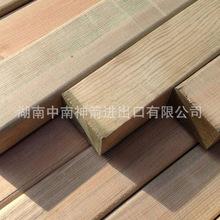 广东防腐木 樟子松 户外防腐的工程 景观寺庙圆柱 可定制规格