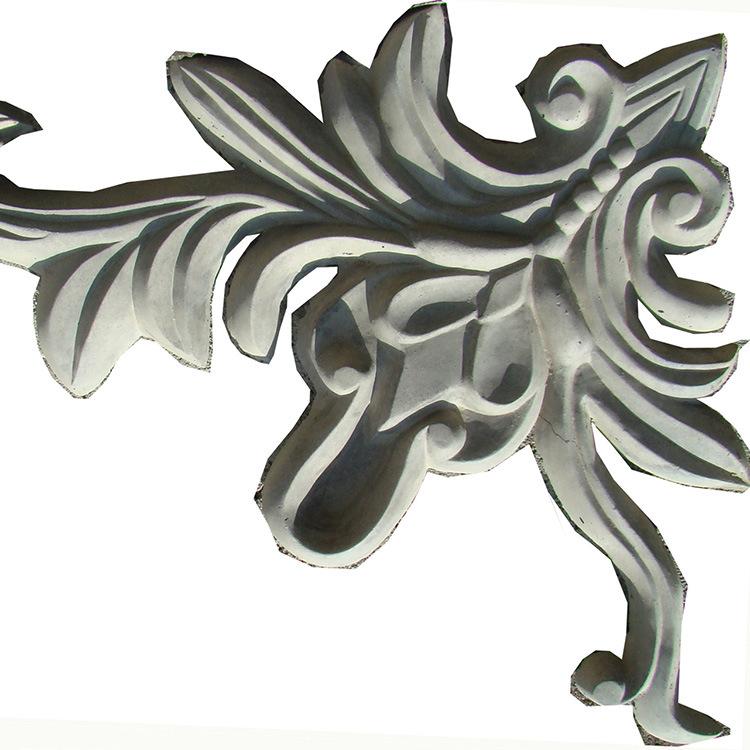 深圳家装装建材浩艺浮雕水泥 玻璃钢制品 室外西式景观雕塑直销
