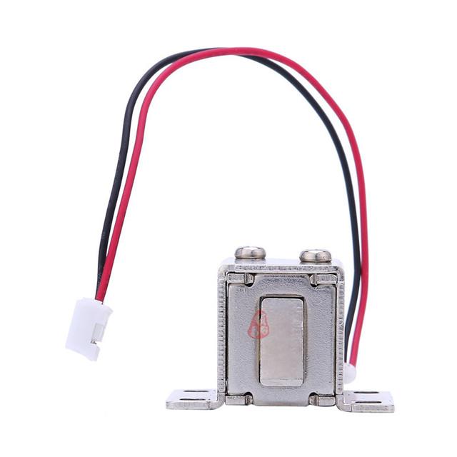 0627-28-12V 直流超小型微型电控锁 电磁锁