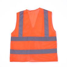 反光马夹背心 园林 道路施工反光衣 高亮反光环卫马甲交通路政服