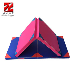 New thickened children's dance mat fitness exercise somersault dance yoga mat sit-up exercise mat