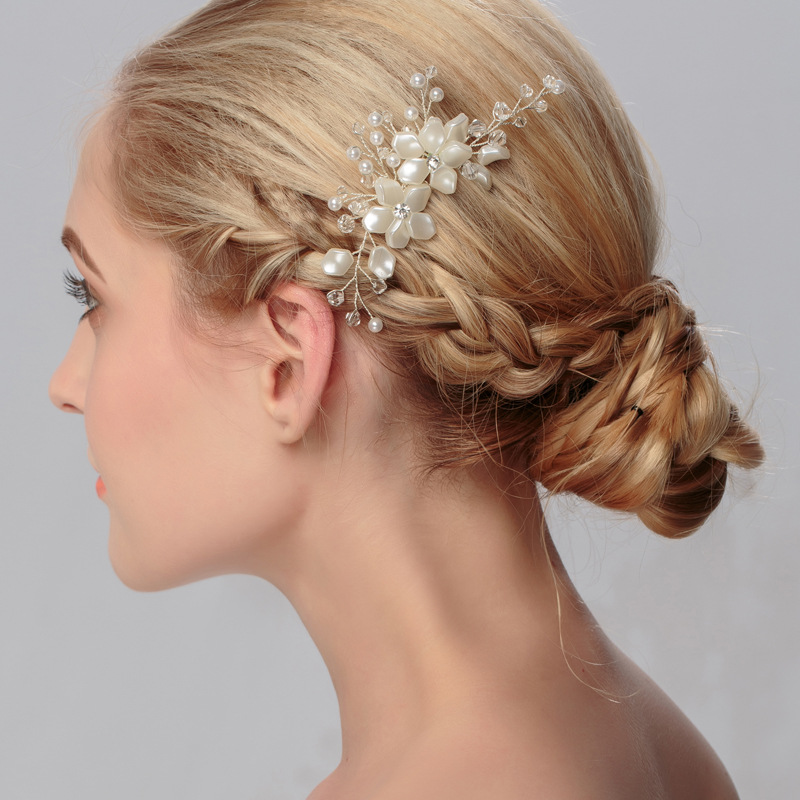 Alloy Fashion Geometric Hair accessories  (Alloy) NHHS0345-Alloy