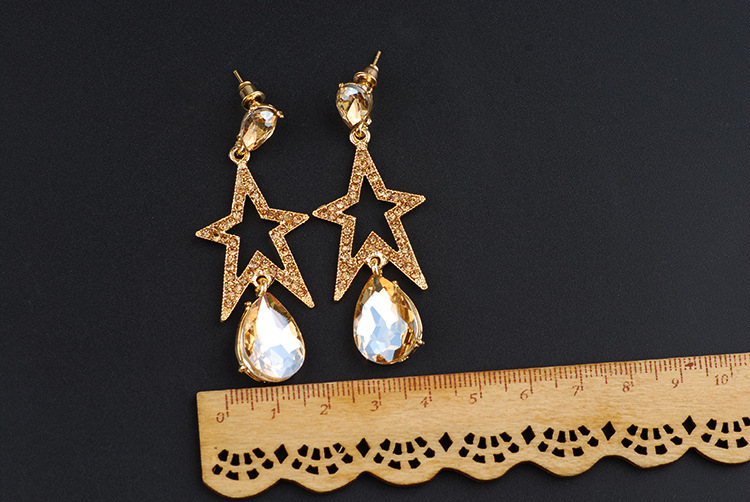 Korea styleplating earring NHQQ0253