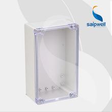 賽普直銷防水塑料盒200*120*75 四通接線盒 abs塑料防水盒 端子盒