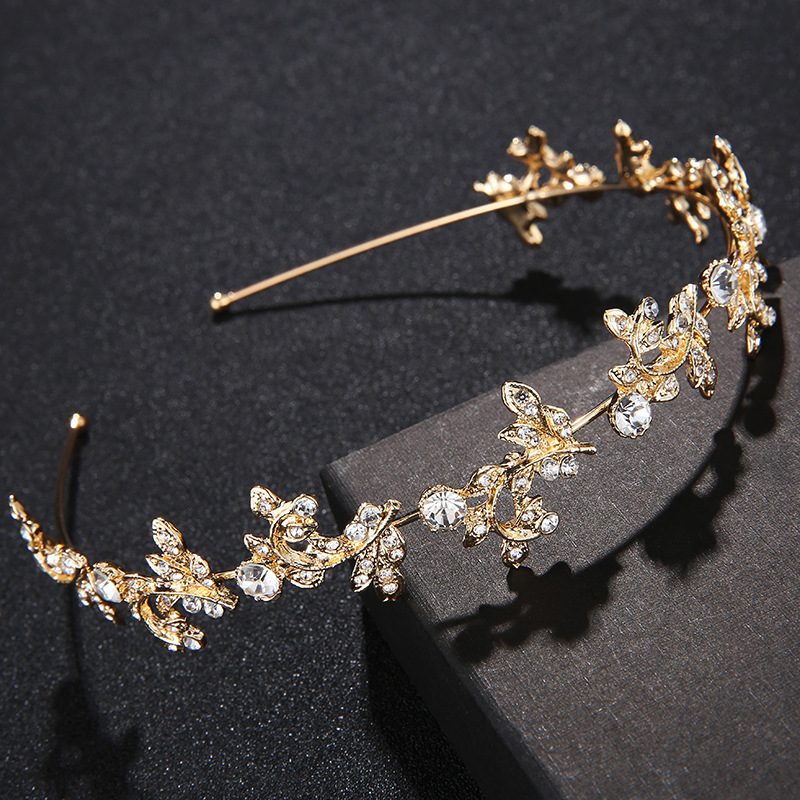 Alloy Fashion Geometric Hair accessories  KC Alloy NHHS0048KC Alloy