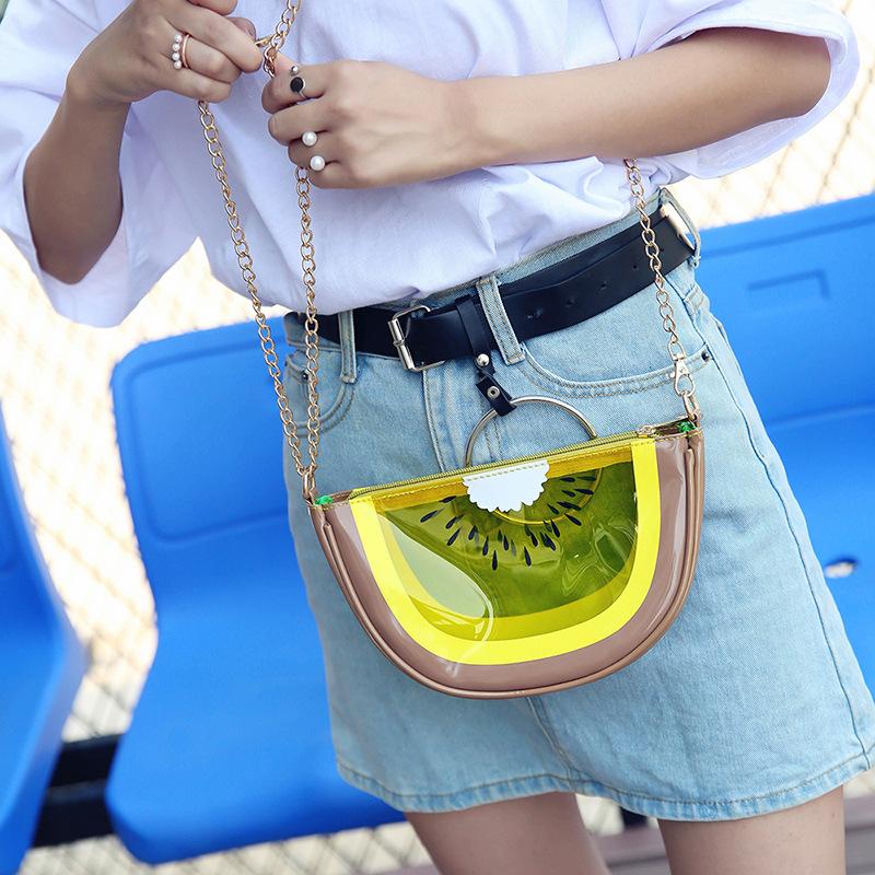 PU FashionShoulder bag(watermelon) NHHX0041-watermelon