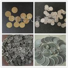 專業沖壓各種目數和直徑的過濾片、包邊濾片、塑料顆粒過濾片