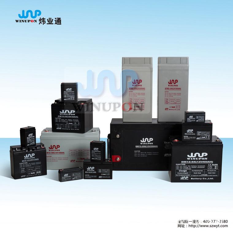 供应免维护铅酸蓄电池6V1.2AH 通用阀控密封铅酸蓄电池 免维护