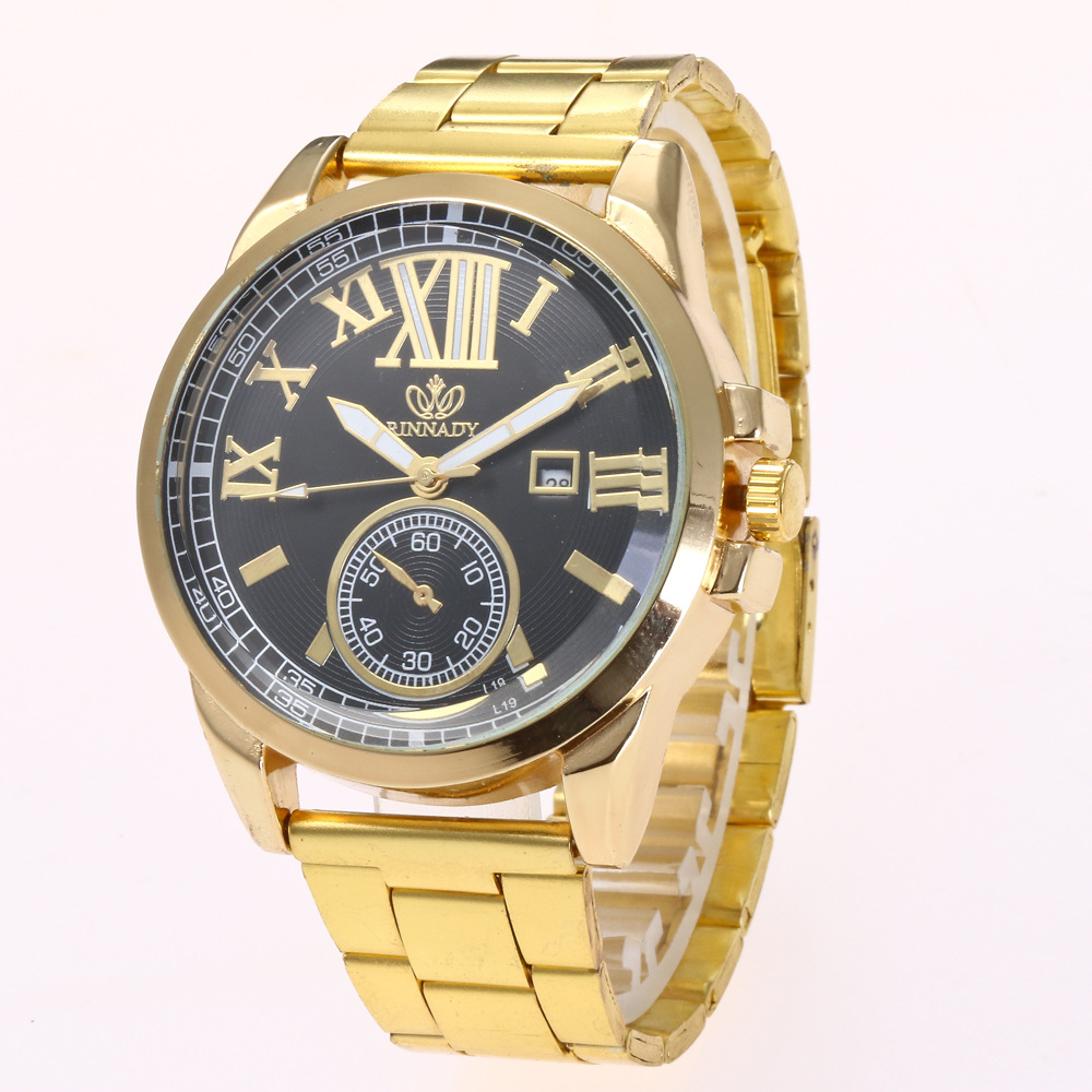 fashion Watch (Gold)NHHK0874-Gold