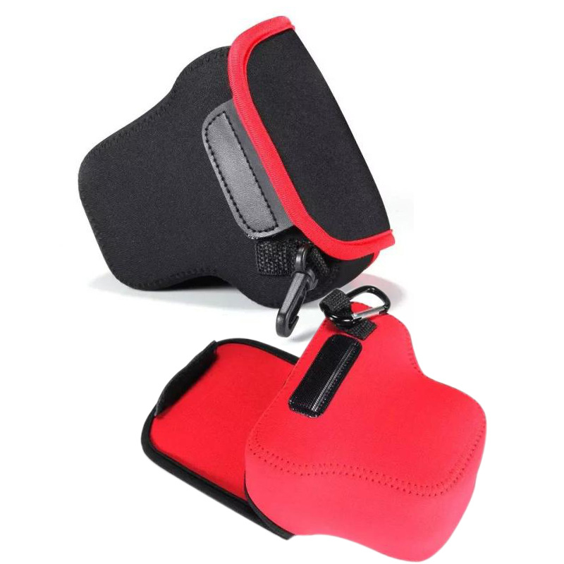佳能EOS潜水料相机包 相机袋 加厚防震防水单反内胆包