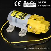 背负式电动喷雾器隔膜水泵内回流(无压力开关)微型隔膜增压泵