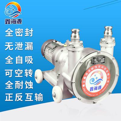 电动卫生食品泵 高粘度食品输送泵 豆瓣酱辣酱灌装泵 耐腐蚀泵