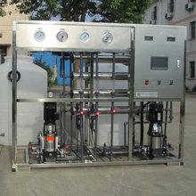 双级不锈钢反渗透设备 二级反渗透净水设备 1吨 2吨