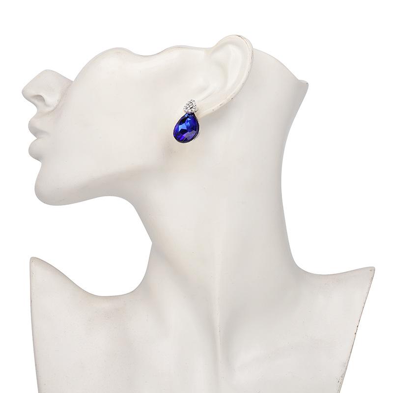 Hot jewelry high-end elegant ladies earrings NHJJ177061
