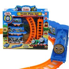厂家直销电动轨道车子玩具儿童卡通小火车爆款摆地摊热卖货源批发