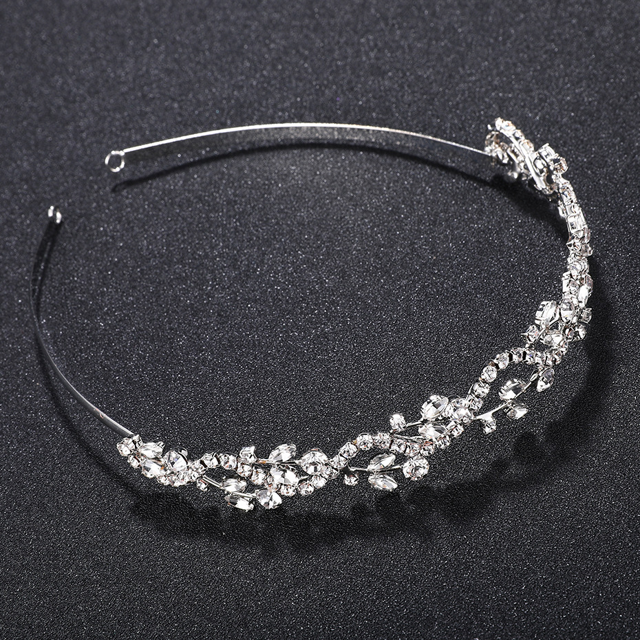 Alloy Fashion Geometric Hair accessories  (Alloy) NHHS0287-Alloy