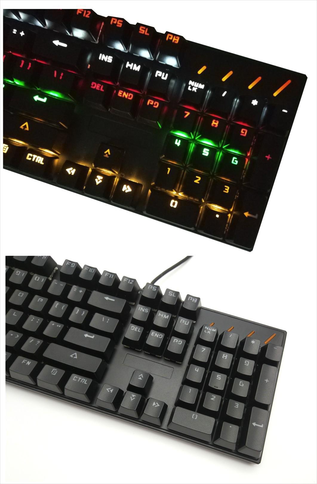 黑轴机械键盘声音_机械键盘_k10青轴机械键盘 笔记本台式机电竞rgb发光机械 - 阿里巴巴