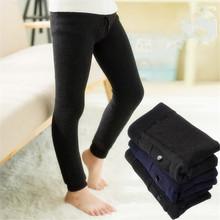 廠家批發冬季男童保暖耐磨抗起球一體褲 加絨加厚七彩棉連褲襪
