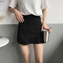 Chân váy ngắn thời trang, kiểu dáng cạp cao, phong cách trẻ trung
