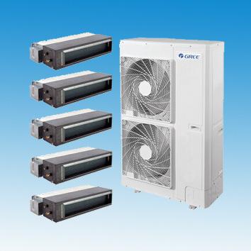 C系列静音型风管式大2匹多联室内机GMV-R56P/NaC