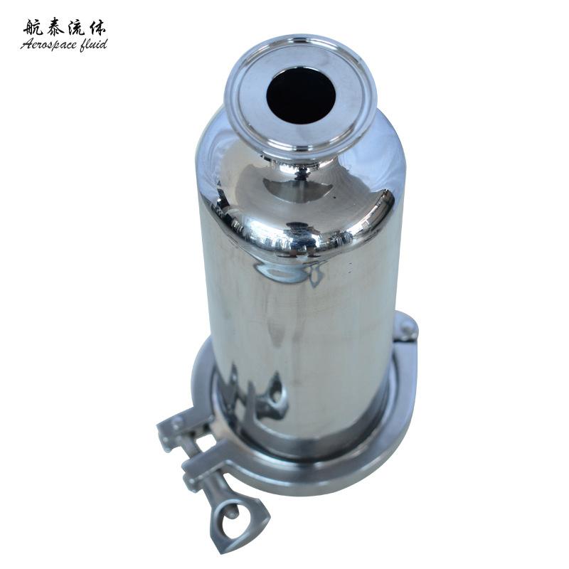 厂家供应316L卫生级无菌过滤器 除菌过滤器