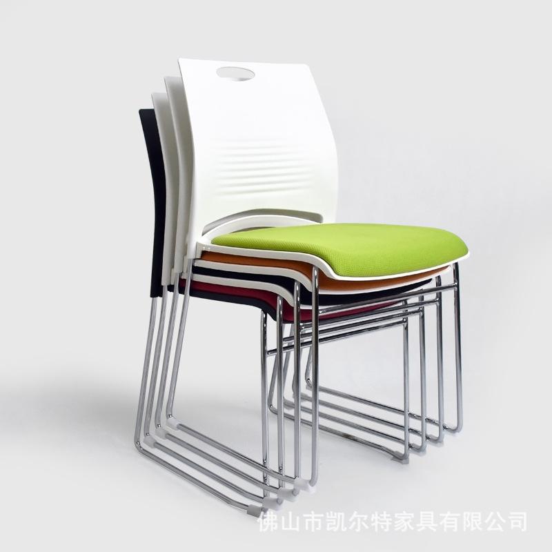 简约现代接待办公椅 职员网椅电脑椅会议椅四脚椅学生椅