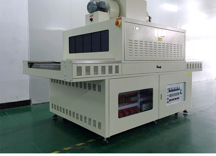 隧道式烘干机_东莞厂家定制uv固化机pcb板紫外线烘干炉uv固化烘干机