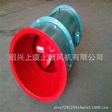 HL3-2A高效混流風機進風口配消聲段樓梯間正壓送風機可供出口貿易