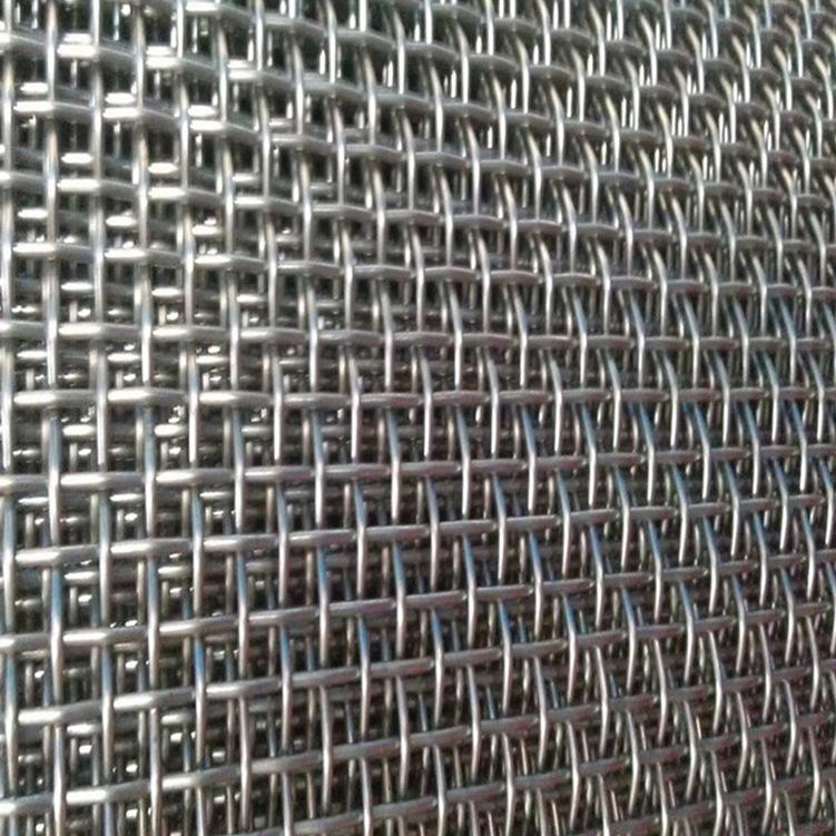 平纹自动带式304筛网 260*40目塑料机用不锈钢反差席型网带