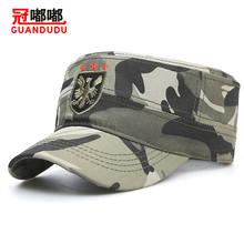 韩版时尚男士女士平顶帽 拼接做旧军帽 遮阳帽春季新款帽子厂家