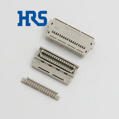 原装HRS连接器DF9M-31S-1R(05)/PA/PB工业三件套插座优质现货促销