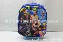 儿童拉杆书包 卡通3D拉杆箱eva拉杆行李包 小书包 幼儿拉杆书包