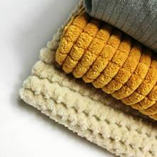 厂家直销28条锦涤玉米粒灯芯绒 仿平绒 沙发鞋材面料批发