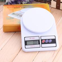 SF-400 高精度厨房秤 家用电子厨房称烘焙蛋糕药材  电子秤0.1g