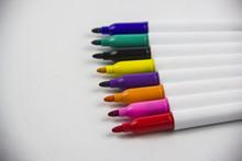 厂家直销记号笔     洗马克笔棉布纺织笔工厂直销  画板办公文
