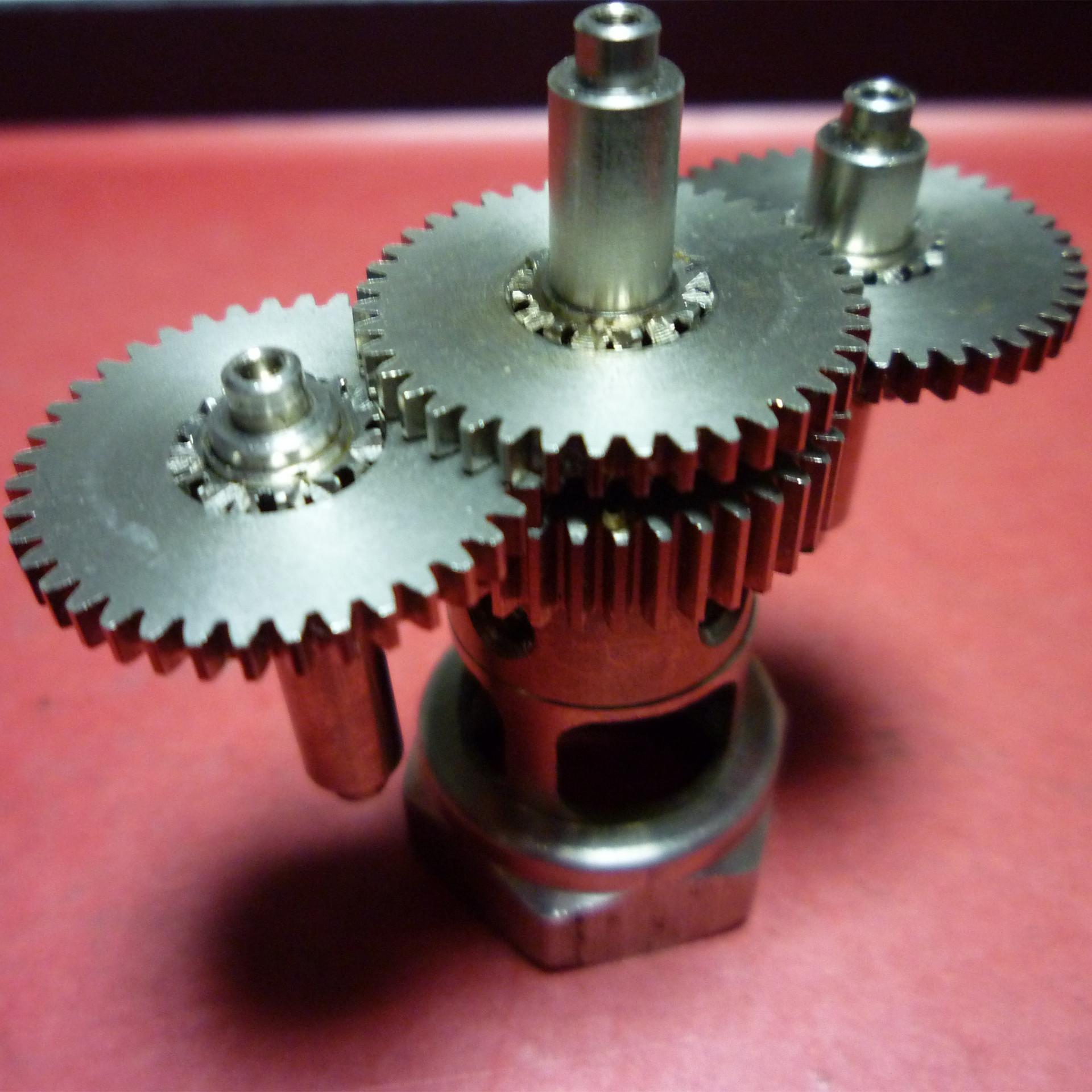 齒輪定做蝸輪定制蝸桿加工渦輪加工 18年非標定制傳動件包修包退