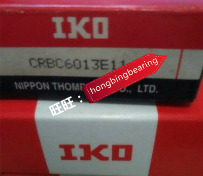 IKO交叉滚子轴承CRBH258A、CRBH3010A、CRBH3510A