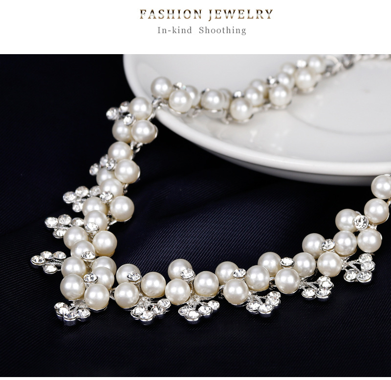 Fashion Alloy plating Jewelry Set  (Alloy)  NHDR2361-Alloy