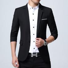 新款男式休闲西服男修身男士西装外套男韩版西装男小西装男装外贸