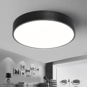 简约现代led吸顶灯 创意个性客厅书房餐厅过道阳台灯具圆形卧室灯